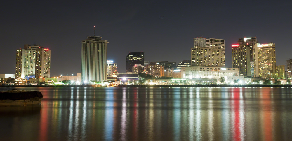 New Orleans Skyline Photo